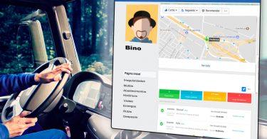 Identificação automatizada de condutores e motoristas