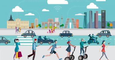 mobilidade nas cidades inteligentes