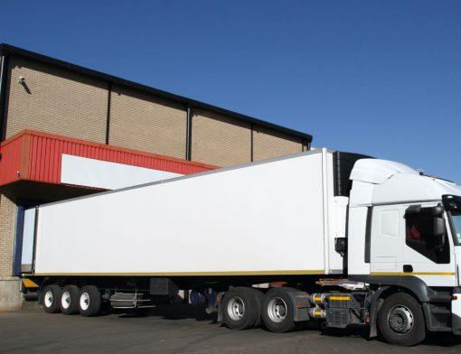 transporte de cargas refrigeradas