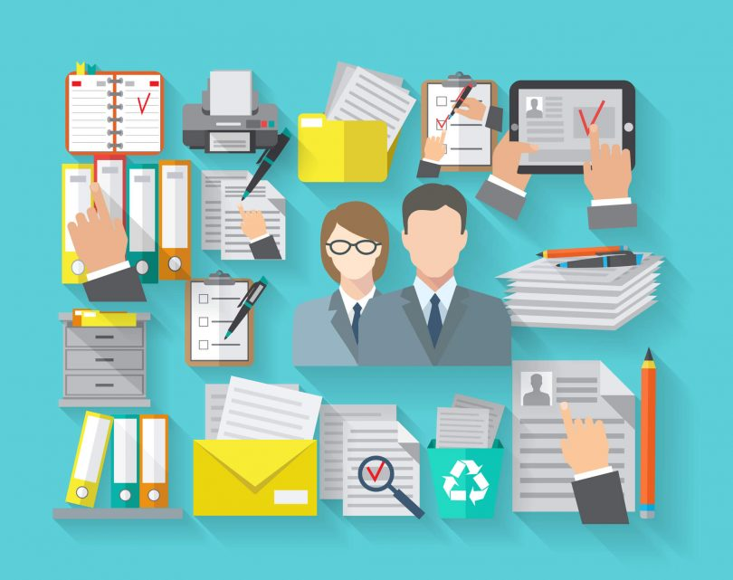 4 maneiras de melhorar a gestão de documentos da empresa