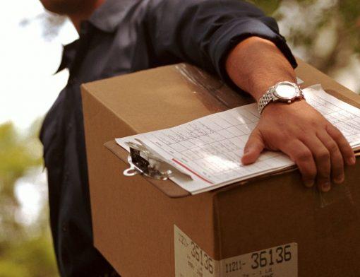 gestão de entregas