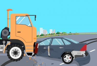Acidentes com caminhoneiros: confira as 5 principais causas!