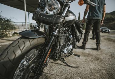 Entenda porque pneus reformados são proibidos em motocicletas