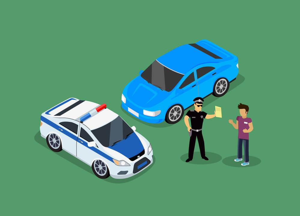 controle de multas de transito