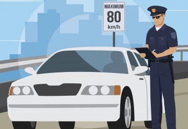 tipos de multa de trânsito