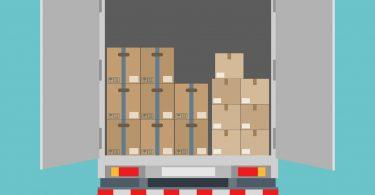 capacidade de carga de caminhões