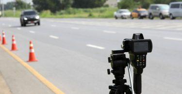 medidor de velocidade para multa