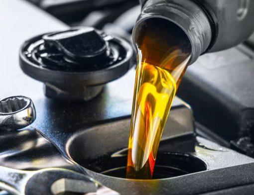 vazamento de óleo do motor
